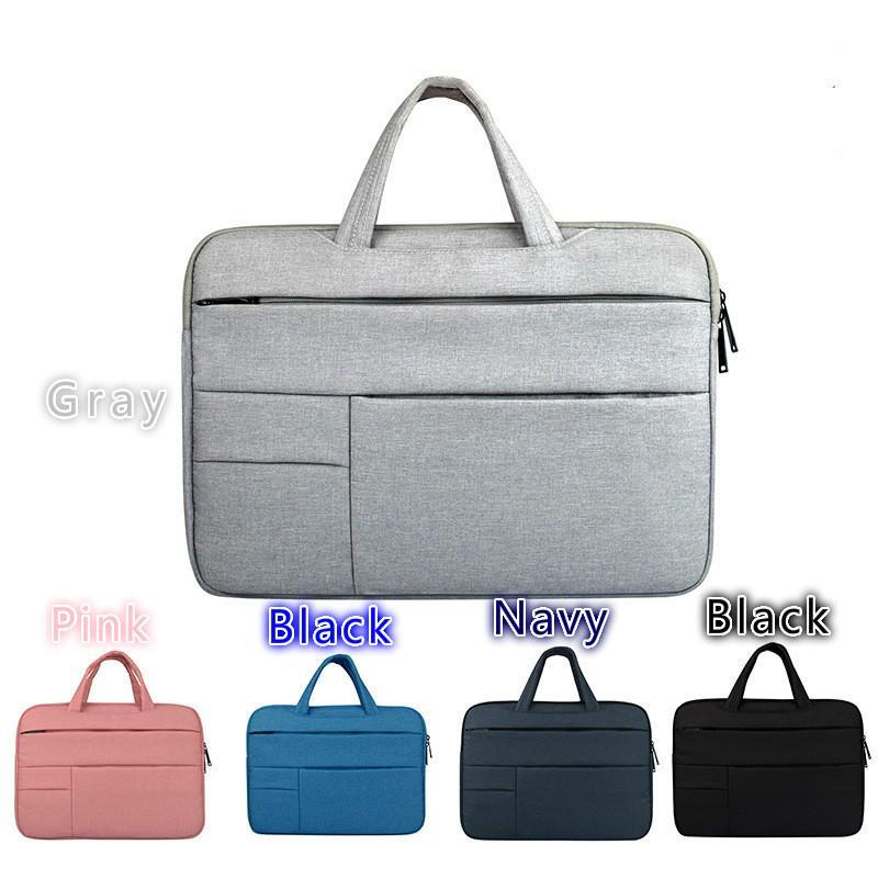 Men Women Portable Notebook Handbag Air Pro 11 12 13 14 15.6 Laptop Bag/Sleeve Case For Macbook Xiaomi Surface pro 3 4