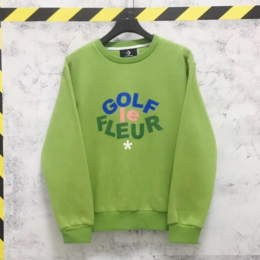2020 18fw Golf Le Fleur Ttc X Con Joint Flower Sweater Men And Women High Quality Fashion Four Colors Sweater Hfbywy169 From Fear Store 27 25 Dhgate Com