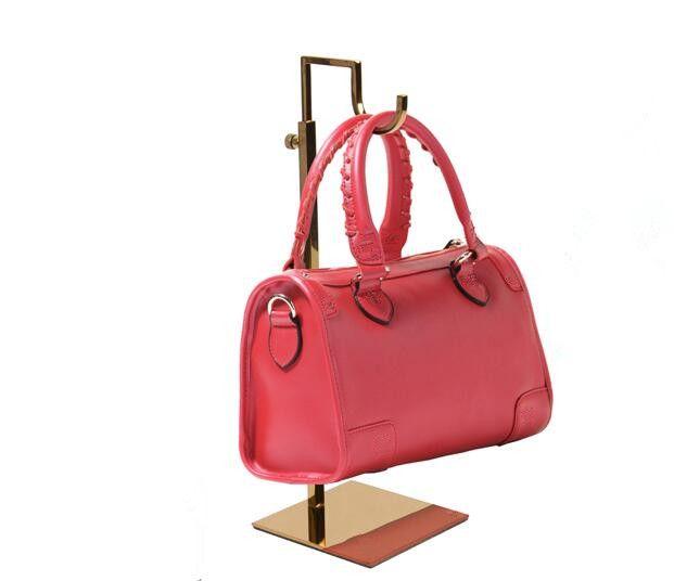 Бесплатная доставка высокого качества из нержавеющей стали сумки вешалка женская висячие сумки подставка для одежды дисплей держатель стойки сумка парик дисплей реквизит