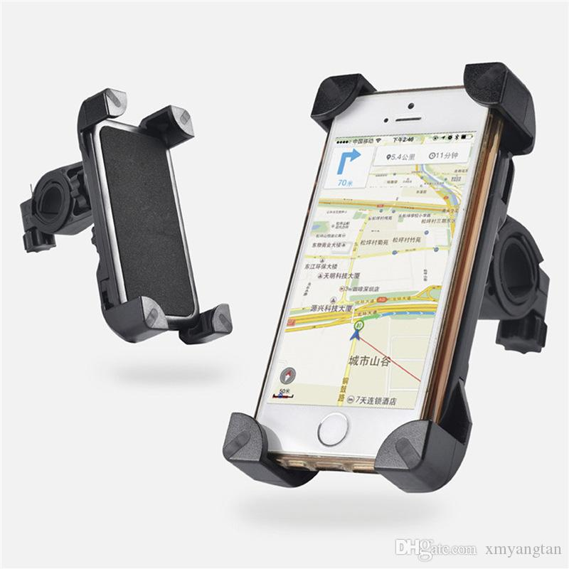 Universal Bicycle Phone Holder Handlebar Clip Stand For Mount Bracket Bike Phone holder For Cell Phone