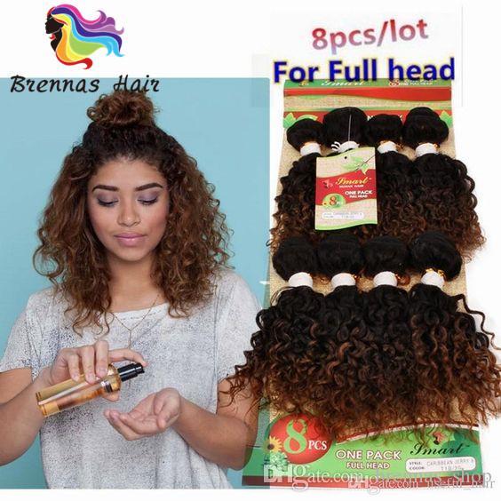 Unprocessed virgin brazilian hair bundles Cheap 8pcs/lot for full head afro kinky human curly hair extension kinky curly weave hair bundles