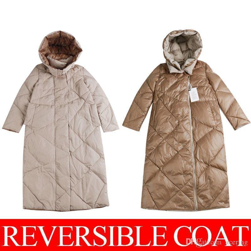 Großhandel Damen Winterjacke 2016 Modische Kleidung Verkauf Lange Gesteppte Parka Ente Daunenfedern Koreanische Art Warm Für Damen Von Acering, $107.6