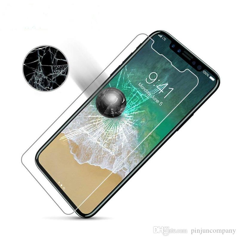 Motorola One P30 Motorola MOTO E5 PLAY GO 147MM의 단조로운 강화 유리 1 개 전원 P30 Note Screen Protector with Retail packaging