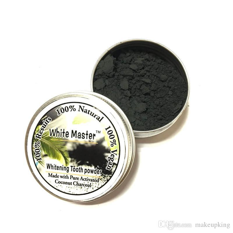 Oral Whitening Tooth Bamboo Activated Charcoal Powder Decontamination Tooth Yellow Stain Smoke Tooth Stain Bad Breath Oral Care 10g