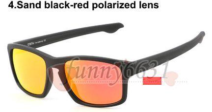 modo di marca di estate UOMO occhiali da sole polarizzati telaio TR TAC LENS guidare da sole occhiali da sole gli occhiali da sole donna navigare difesa dei litorali