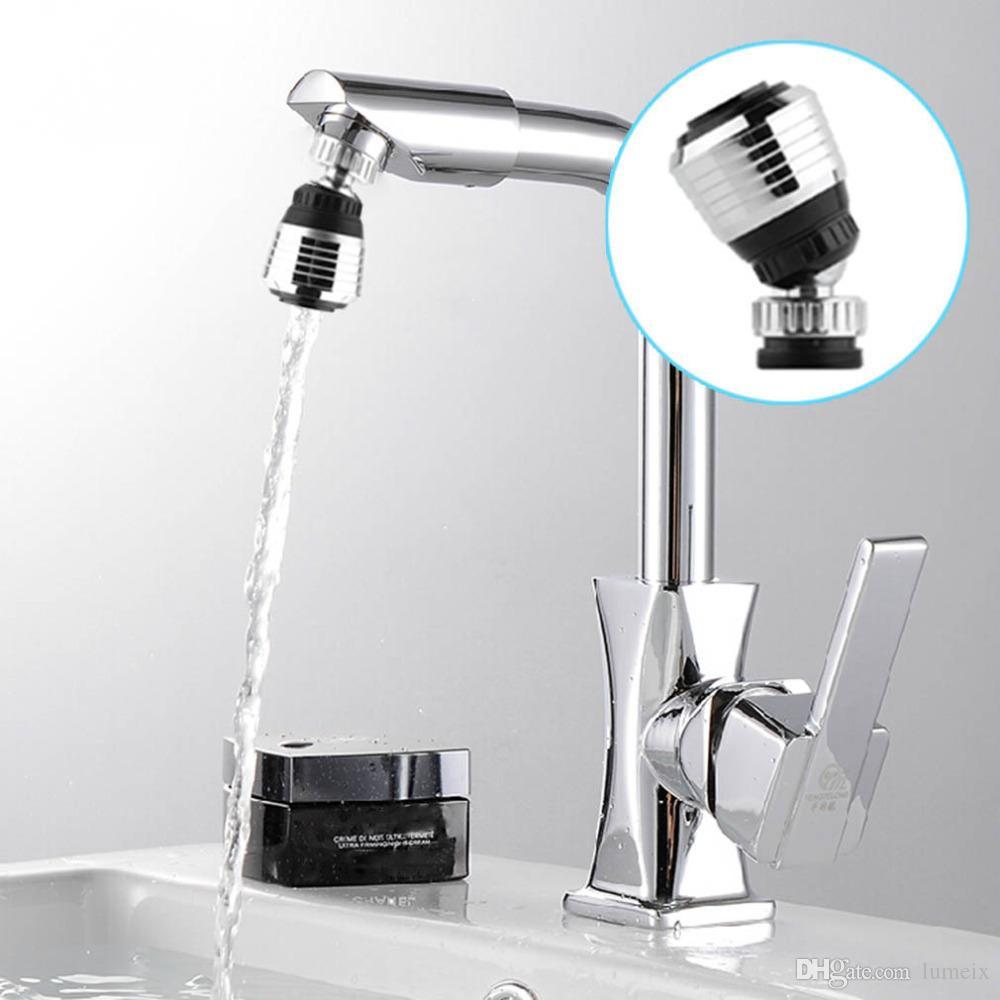 Aireador Giratorio de Grifo Cocina Ahorrando Agua Filtro de Burbuja de Grifo