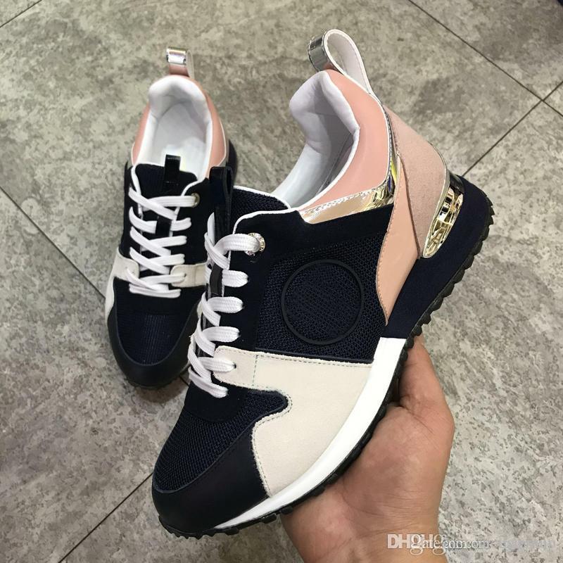 2018 Popular Designer Sneakers Leather