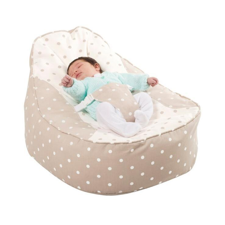 Awesome New Fashion Baby Bean Bag Chair Baby Sleeping Bed With Harness Portable Multicolor Kids Sofa Filler Do Not Included White Nursery Rocking Chair Green Bralicious Painted Fabric Chair Ideas Braliciousco