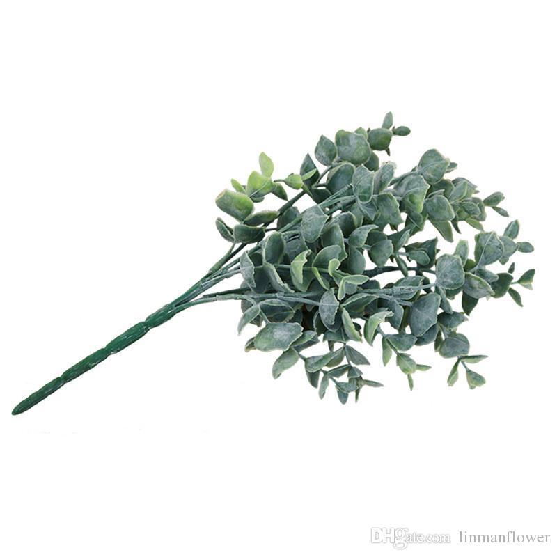 30CM طول Northyle الاصطناعي الكينا وهمية الخضرة العشب الزفاف الديكور نباتات اصطناعية الديكورات المنزلية 2 الألوان