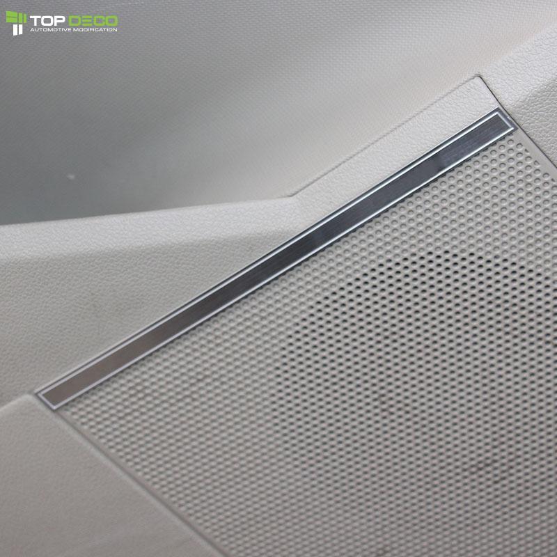 سيارة باب رئيس تريم الديكور السيارات رئيس الترتر غطاء تريم صالح فورد فوكس 2 2008-2015