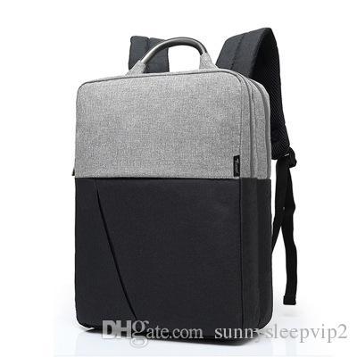 AUGUR Fashion Men Women Backpacks For 15.6inch Laptop Men's Travel School College Back pack Teenager Students Rucksack Daypack