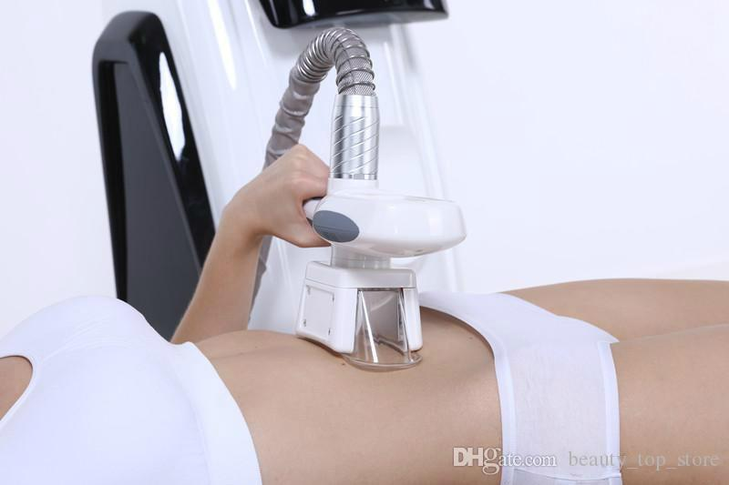 2018 Newest Fat Freezing Machine With Double Cool Sculpting Cryo Lipolysis + Lipo Laser + Cavitation+RF Weight Loss Slimming Machine For Spa