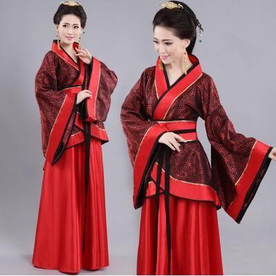 robe de style ancien, costume Tang, costume han, costume dynastie han, costumes chinois, costumes de théâtre pour la scène