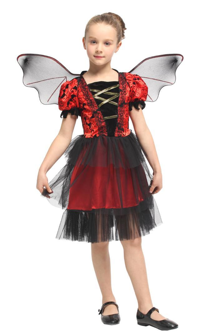 Shanghai Story Halloween Costumes Childrens Girl Stage Performance Cute Princess Cosplay Costume Flower Red Halloween Costumes For Kids Cheap Halloween Costumes From Guocloth 26 3 Dhgate Com