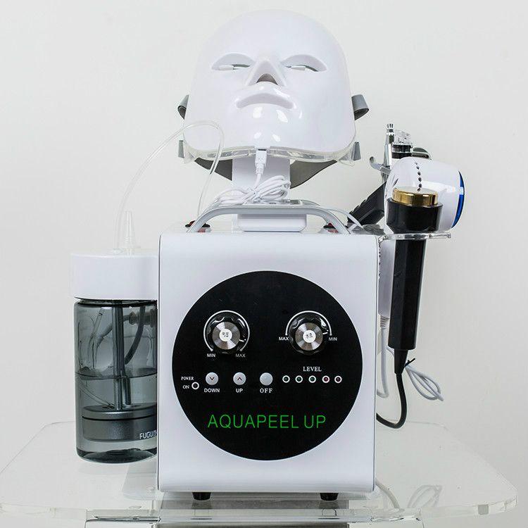 Meilleure vente 6 in1 Hydro Dermabrasion Faciale Machine Eau Peeling Diamant Professionnel Microdermabrasion Machine Soins Faciaux Peau Rejuvenat