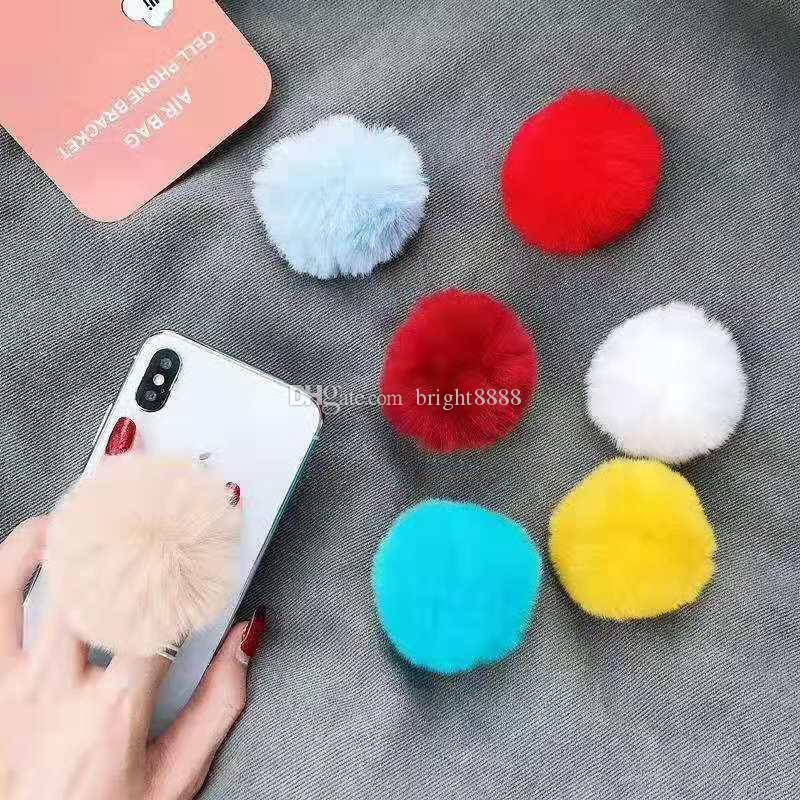 Осенние и зимние модели взрыва волос шар баллон держатель многоцветный опционально Многофункциональный кронштейн подушки безопасности