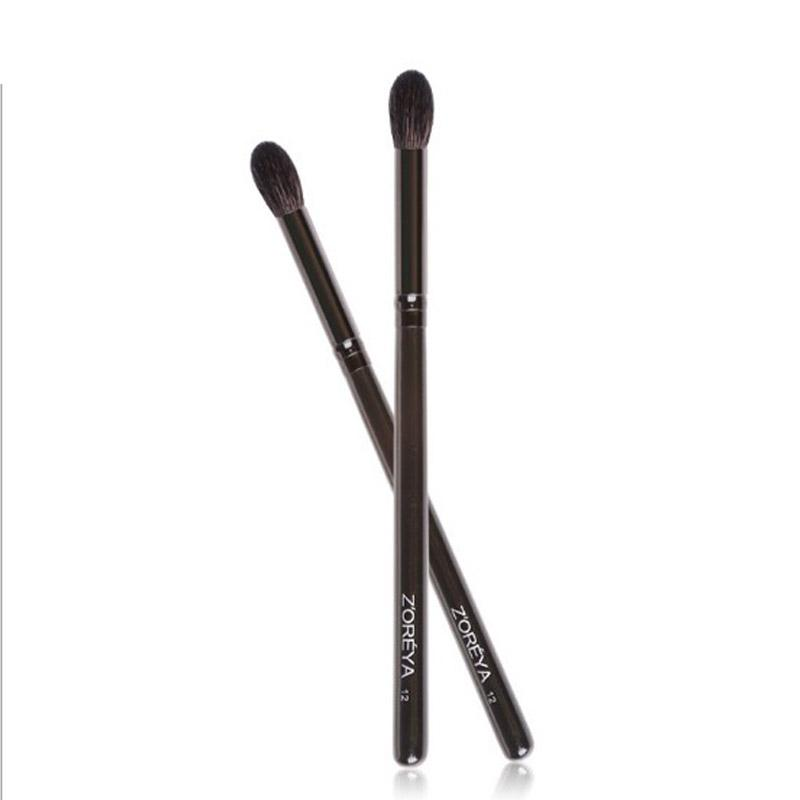 200pcs/set Professional Eye brushes set eyeshadow Foundation Mascara Blending Pencil brushes Makeup tools Cosmetic Black Brush