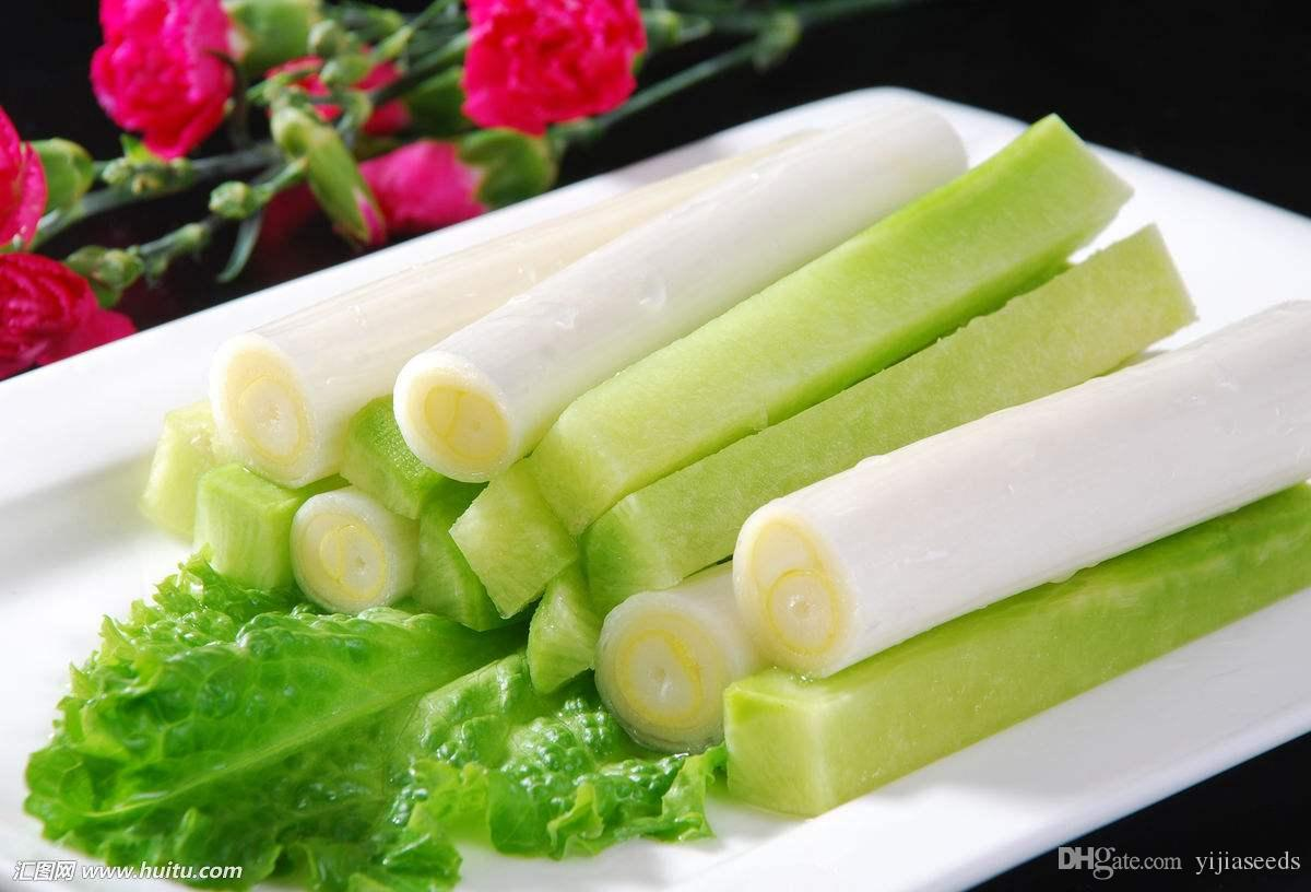 100pcs spring onion Giant Green Onion Seeds Vegetable Seeds Home Garden Bonsai