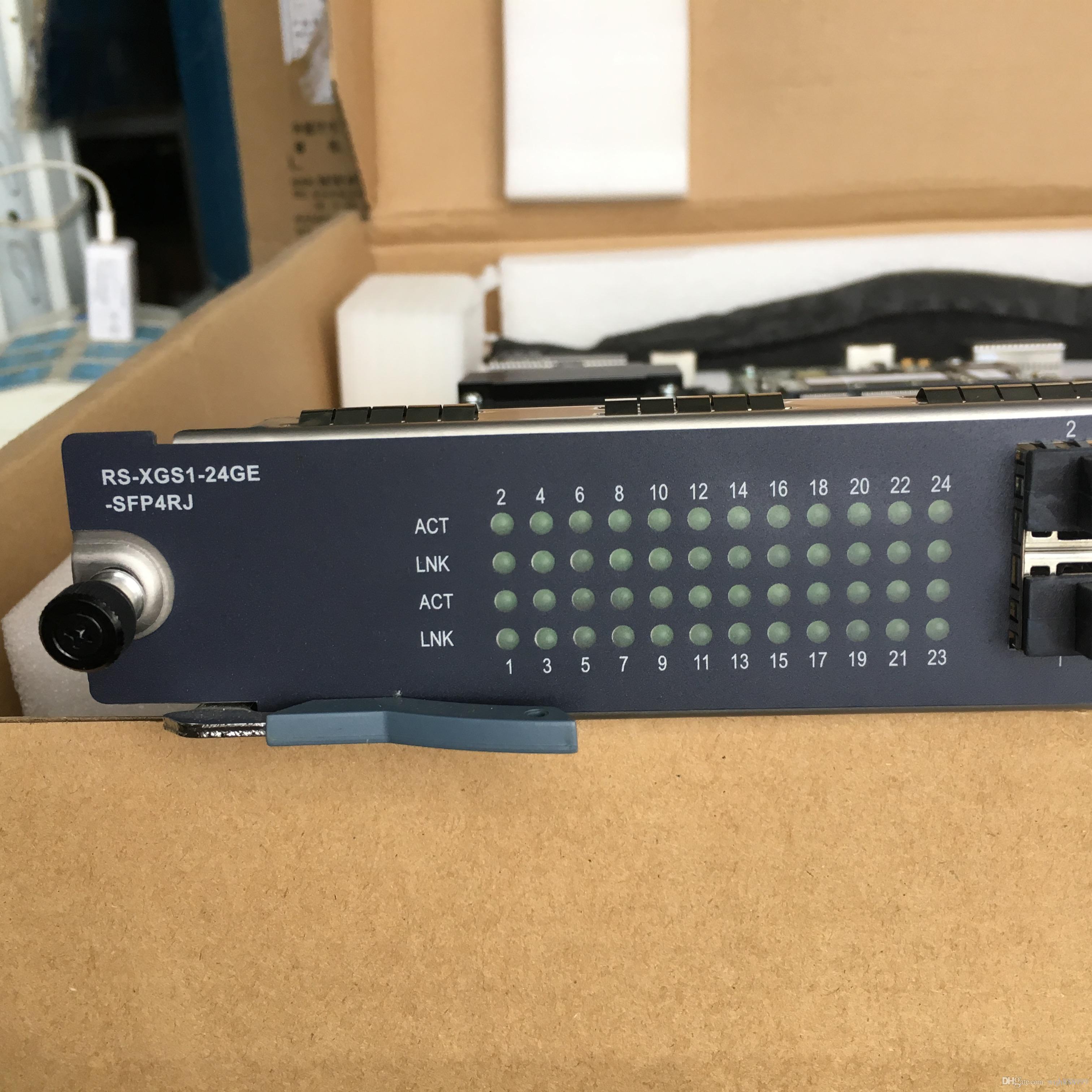 100% Original für ZTE ZXR10 RS-XGS1-24GE-SFP-4RJ
