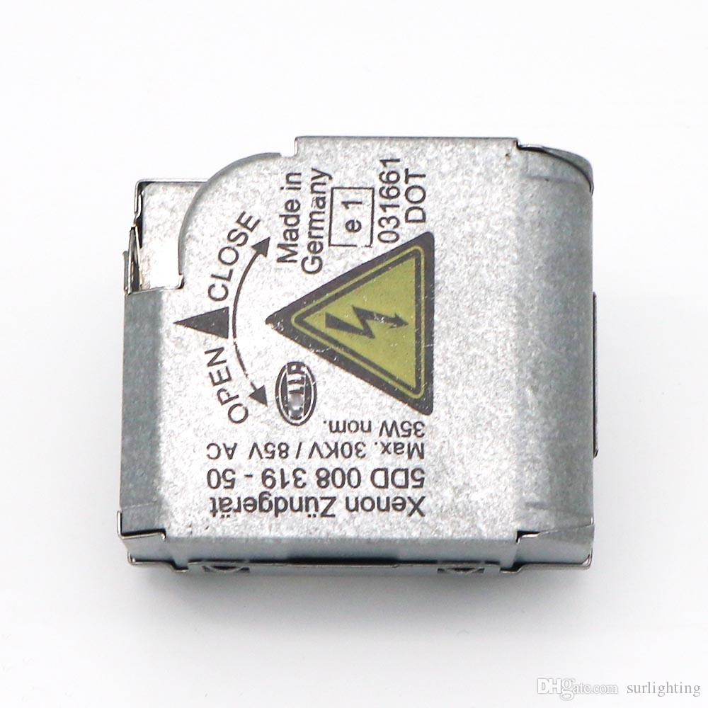 OEM HID Headlight xenon Igniter ignitor Zundgerat 5DD 008 319-50 5DD00831950 for 2005-2010 BMW M5 E60 E61 car