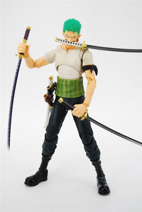 Pirata / navegando hace dos años, la primera vez que regresó a la edición especial del móvil Solon con tres espadas manos de espadachín movibles.