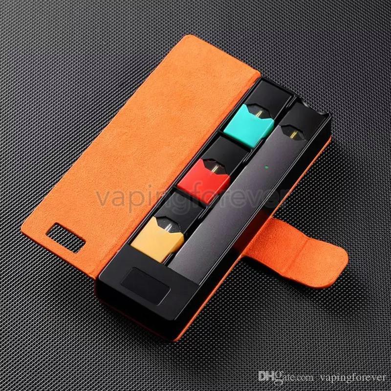 Newest COCO SMOKING Vapor Charging PCC Box 1200mAh Battery Vape Pen Starter Kit For V2 V3 Pod Cartridge