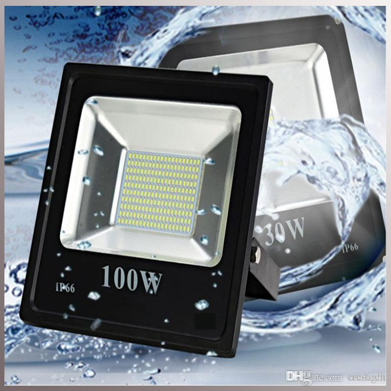 LED floodlights 100W SMD5730 outdoor lighting high brightness good quality with competive price LED flood lights
