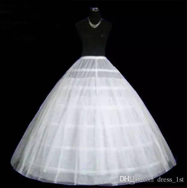 الجملة ثوب الزفاف ثوب نسائي زلة الخصر قابل للتعديل حجم طبقتين ثلاثة أطواق الزفاف اكسسوارات الزفاف تحتية القرينول
