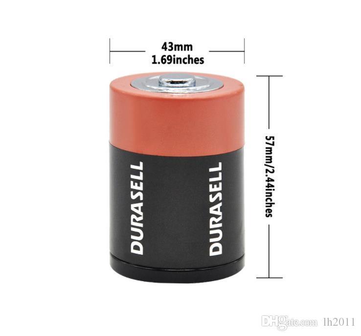 Amoladora de humo de 3 capas para generador de energía de batería de metal