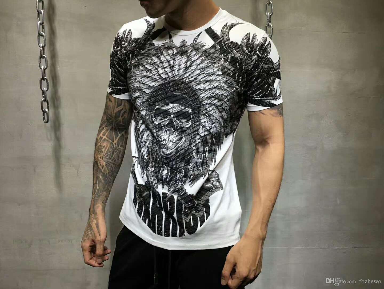 Мой бренд Tiger Sport новый дизайн мода лето Майка мужчины Марка одежда печатные футболки мужской качество 100% хлопок короткие тройники ADT702189