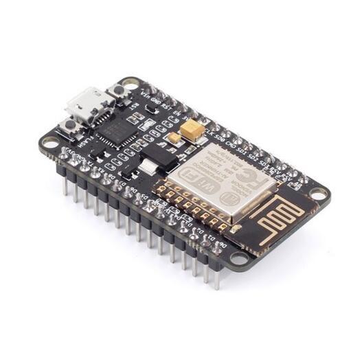 وحدة تطوير الشبكات اللاسلكية NodeMcu Lua WiFi على أساس ESP8266 مع هوائي Pcb ومنفذ USB MCU