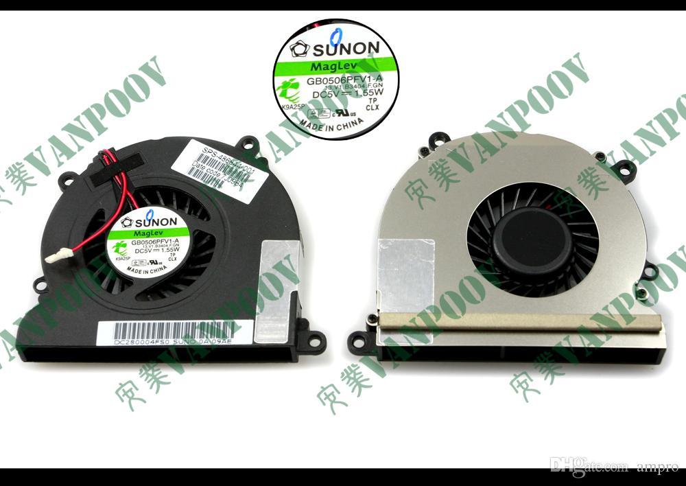 Laptop Cooling fan (cooler) W/O heatsink for HP Pavilion dv4 Presario CQ40 CQ45 Series - 486844-001
