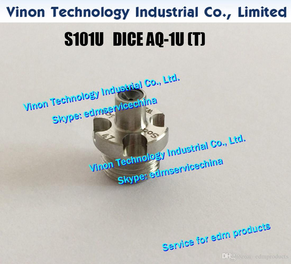 d=0.155mm edm ALC 600G DICE AQ-1U(T) S101U J17104A, Upper Wire Guide AQ-1U(T) 0.155mm for AL series CNC Wire-CUT edm machine edm spare parts