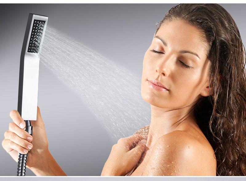 hm LED Ceiling Shower Set 20 Inch constant temperature Change Mist Rain Bathroom Shower Head Multiple Functions Shower Diverter (10)