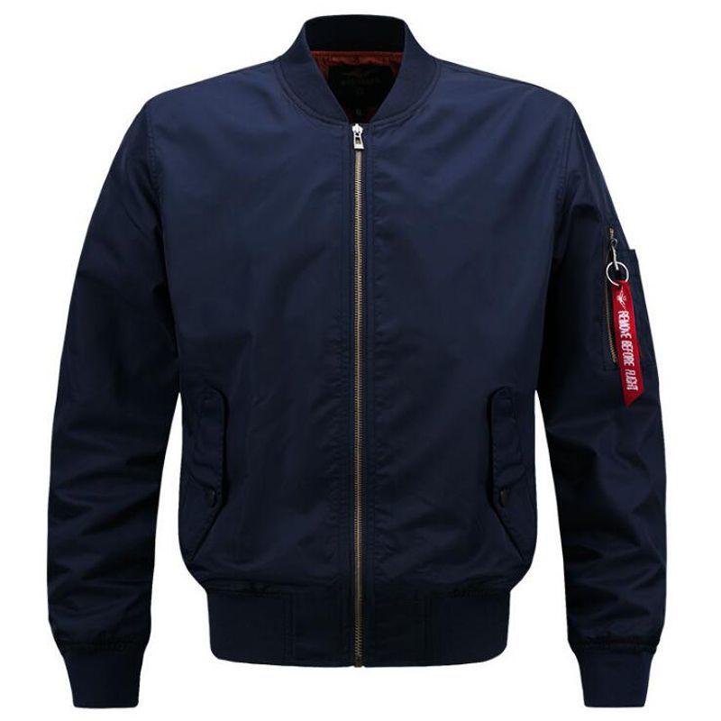 Весенняя куртка Высокие мужские Куртки бренда Осень Jaquea Bomber Качество Армейский Стиль Дышащие Куртки 2021 Пилотное Мужское Пальто Unltn