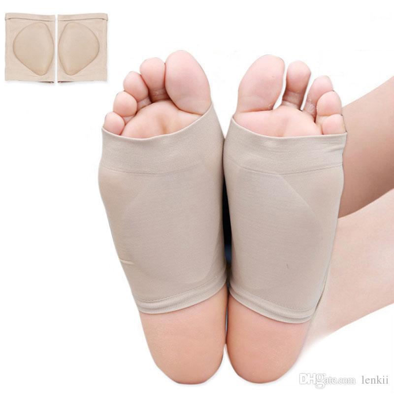 2 adet Masaj Arch destek Ortez Ped Tabanlık Ağrı kesici düz ayaklarını destekler flatfoot düzeltici shank dolgu Yüksek Kalite