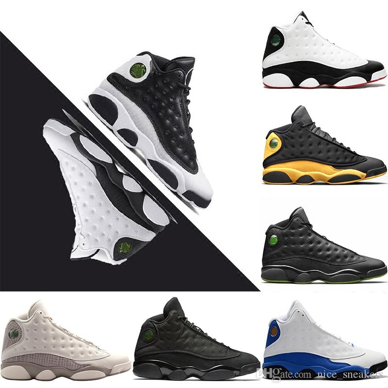 Designer Men 13s He Got Game Chaussures de basket-ball Classe de 2003 Hyper Royal Italie Blue Phantom Altitude Black Cat Sports Trainer Sneaker 41-47