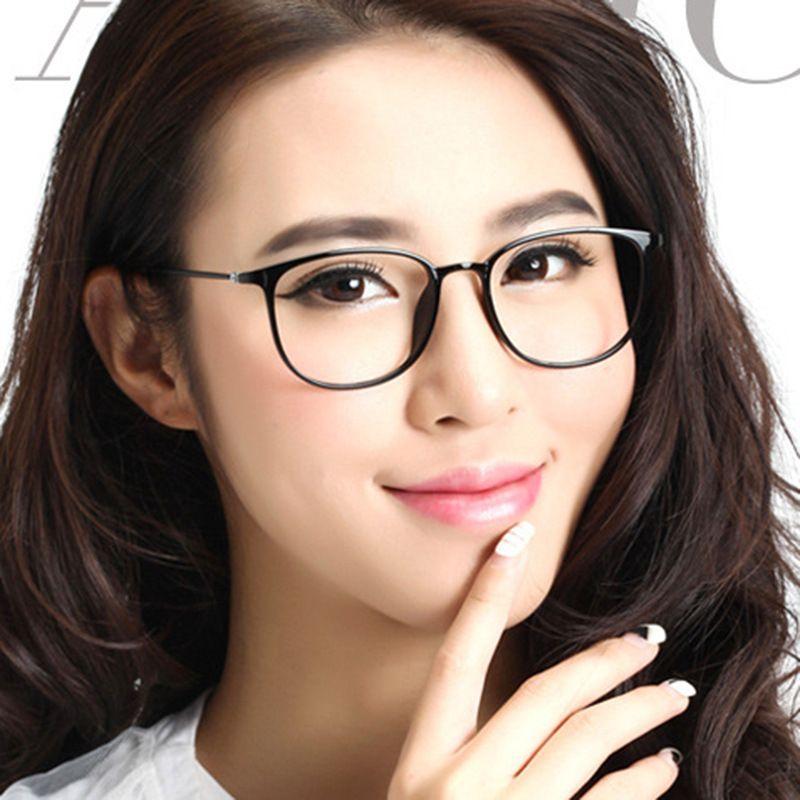 Nowe Ultra Light Okulary Rack Classic Fashion Wersja Koreańska Lustro Mężczyźni i kobiety mogą być dopasowane do ramek Myopia.