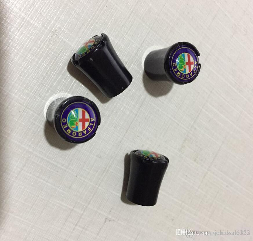 Capuchon valve Capuchons de Tige de Soupape de Pneu Couvercles de Soupape dAir Casquettes Anti Poussi/ère de Voiture 4 Pi/èces