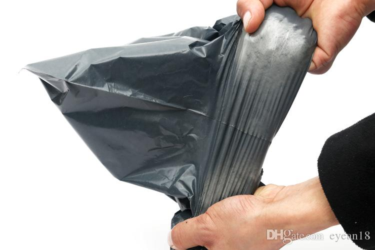 Высокое качество 17x29 см Поли self-seal самоклеящиеся Экспресс доставка сумки курьерская почта полиэтиленовый пакет конверт курьерская почта почтовый почтовая сумка