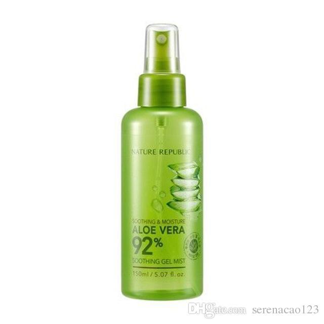 REPÚBLICA NATURAL Crema hidratante calmante Aloe Vera 92% Gel calmante Niebla 150 ml Toner facial Niebla Hidratante Calmante
