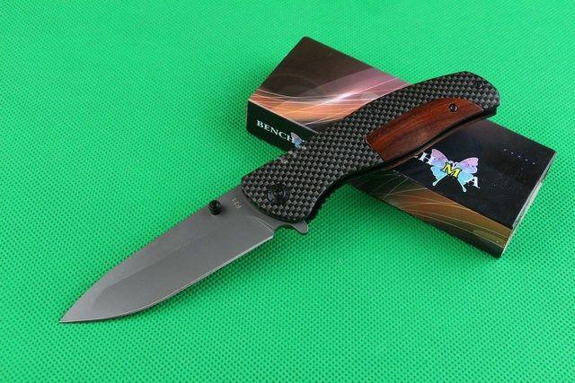 Recemmend Butterfly F71 (versione in carbonio) coltelli da esterno sopravvivenza campeggio caccia coltello pieghevole A07 A161 A162 A163 spedizione gratuita