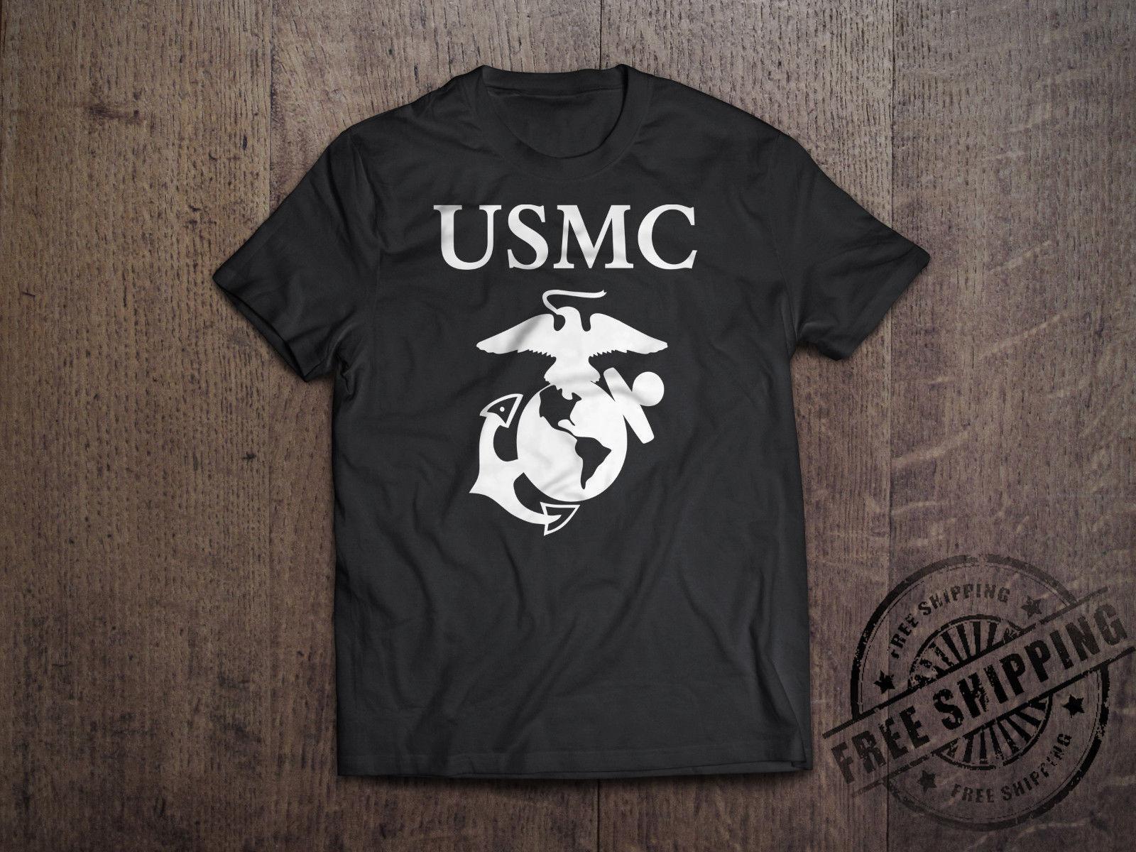 Usmc T Shirt The Few The Proud Usmc Tee Marine Corps Shirt S