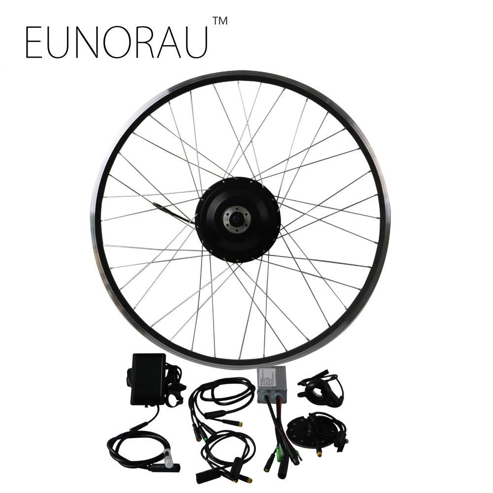 Fress transporte bafang Bicicleta Kit de Conversão 48 V500 W BPM kit motor de cubo dianteiro