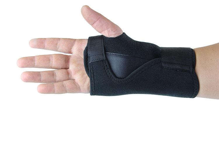 2020 Free Size Adjustable Sports Safety Wrist Guard Removable Steel Plate Support  Wrist Wrap Black Left/Right From Cnoutdoorware, $5.56 | DHgate.Com