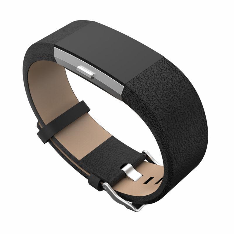 bracelet cuir fitbit hr