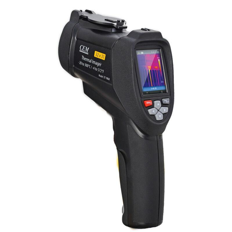 Freeshipping Portable Infrared Thermometer Handheld Thermal Imaging Camera Professional IR Thermal Imager Infrared Imaging