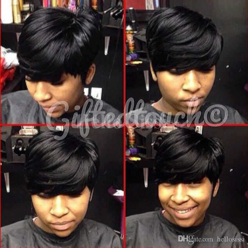 Perruques de cheveux humains sans colle avant de cheveux pour les femmes noires Wet And Wavy brésilienne Full Lace perruques avec des cheveux de bébé perruque de dentelle ondulée