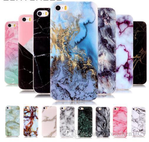 Marble Phone Case For IPhone 7 Plus 5 5G 5S 4S 6 6S 6Plus 7Plus ...