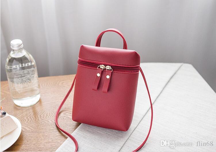 المرأة الأزياء بو الجلود هانغباغ مغلف صدفي حافة مخلب المحافظ سيدة حقيبة حمل حقيبة اليد الكتف